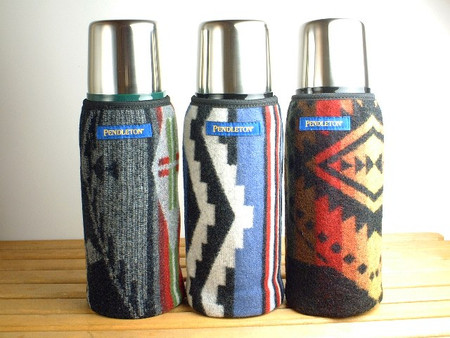 STANLEY - VACUUM FLASK CLASSIC AND PENDLETON BOTTLE COVER