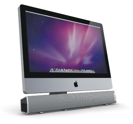 "XtremeMac  - TANGO USB 22"" Speaker iMac/PC"