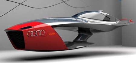 Audi  - Calamaro Concept Flying Car