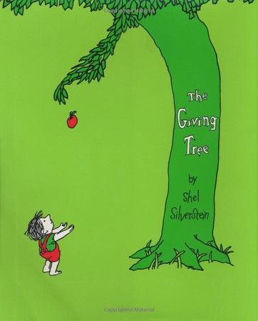 Shel Silverstein - The Giving Tree