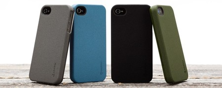 GRIFFIN - Outfit Flock - Soft-feel flocked surface for iPhone 4 and iPhone 4S