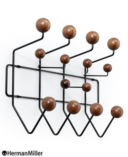 Eames Hang-It-All Black x Walnut Limited Edition