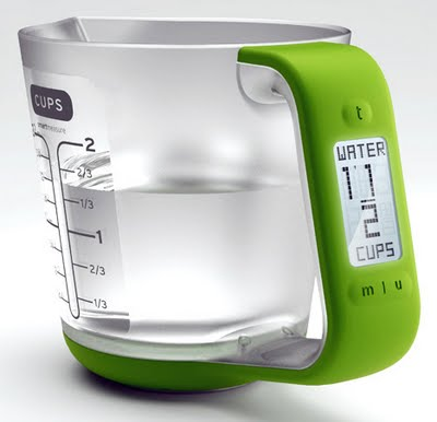 Smart Cup for Measuring