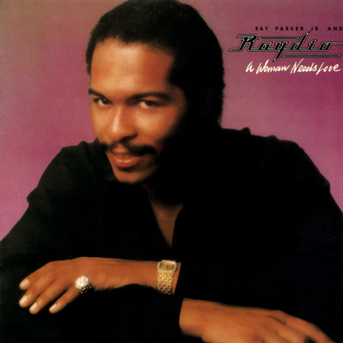 Ray Parker Jr Raydio For Those Who Like To Groove