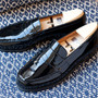 180 loafer patent leather