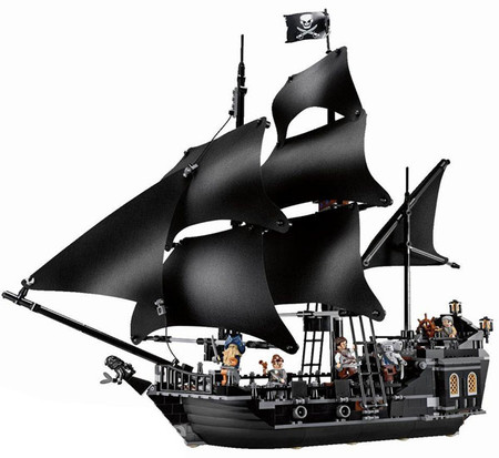 Pirates of the Caribbean Black Pearl