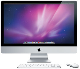 Apple - iMac (27-inch Mid 2011)