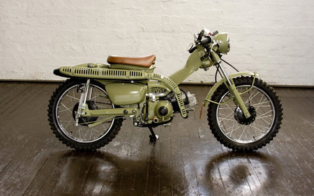 HONDA - CT110 HUNTER CUB