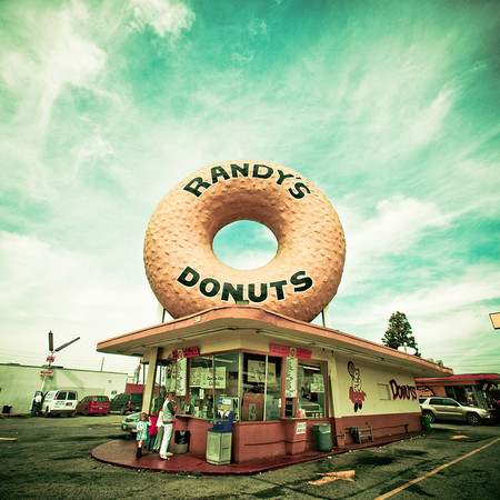 805 W Manchester Blvd Inglewood, CA 90301 - Randy's Donuts