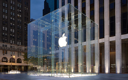 Apple's Beautiful Retail Stores - apple 5th avenue store