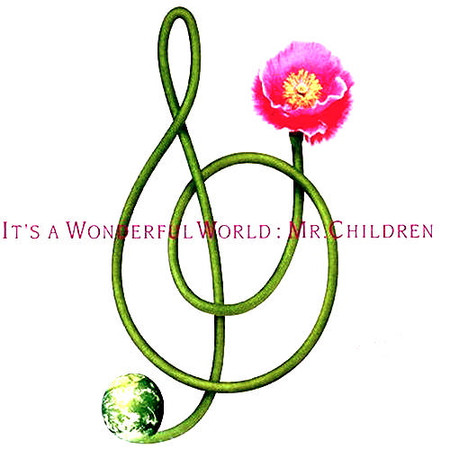 Mr.Children - it's a wonderful world