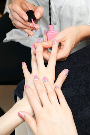 CHANEL - nails