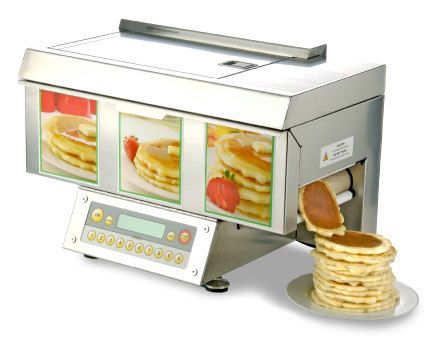 Blue Ridge - ChefStack - automatic pancake machine