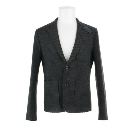 sacai - Prince of Wales two-button blazer