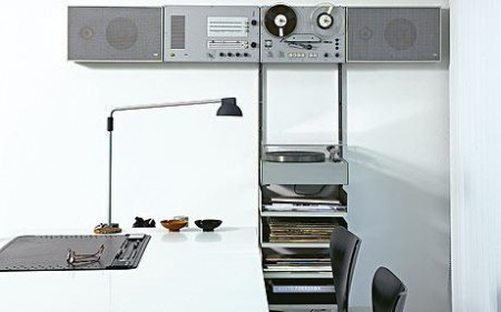 Braun - Stereo System Combination by Dieter Rams