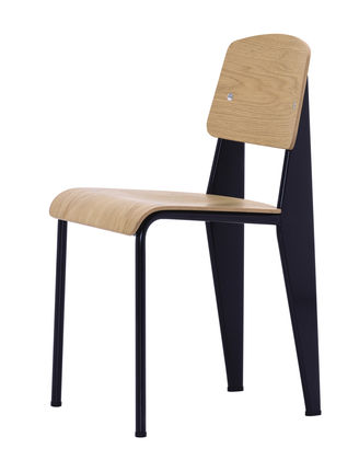 Vitra - Standard Chair by Jean Prouve