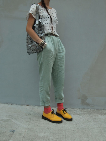 Dr.Martens - Mickey Mouse shoes