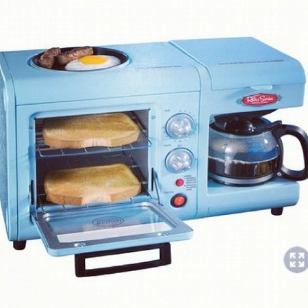 Nostalgia Electrics -  Retro Series 3-in-1 Breakfast Station