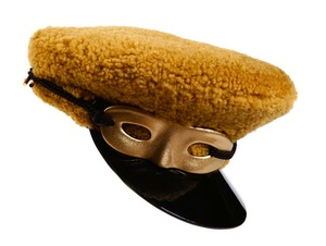 Louis Vuitton - Fall 2011 Hat With Eye Mask