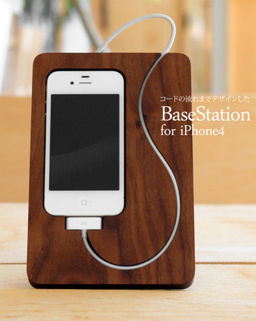 Hacoa - BaseStation for iPhone4