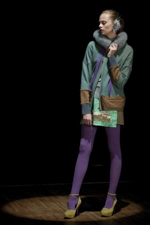 """UNDERCOVER - """"PSYCHO COLOR""""12-13AW COLLECTION★"""