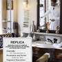 Maison Martin Margiela 'Replica' perfume collection 'At the Barber's'