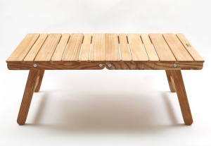 "Peregrine Furniture  - CampDept.com別注  Wing Table ""ash"""