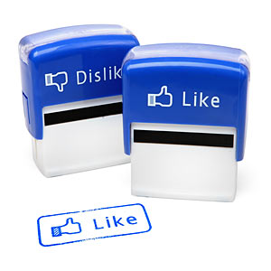 Perpetual Kids - LIKE-DISLIKE STAMPS