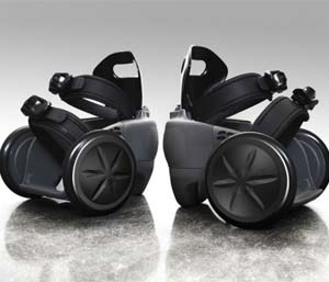 4. Electric Motorized Shoes - Retail Price: $649