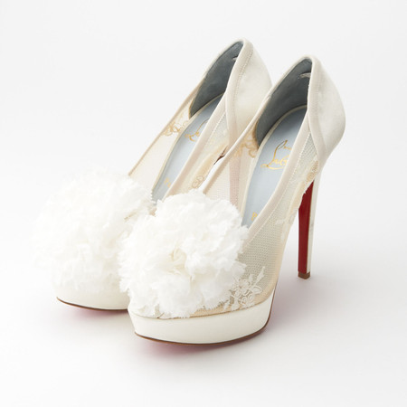 Christian Louboutin - Corsage Pumps