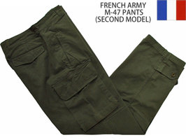 French Army - M-47 PANTS