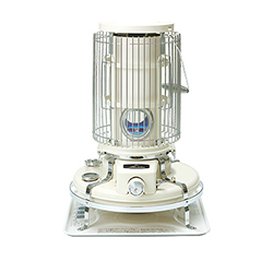 Aladdin - BLUE FLAME HEATER (White)
