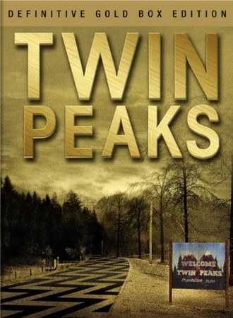 DAVID LYNCH - Twin Peaks: The Complete Series (The Definitive Gold Box Edition) (1990)