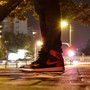 NIKE - Air Jordan 1 (I) Retro Black / Varsity Red
