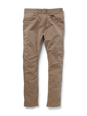 nonnative - DWELLER JEANS TIGHT FIT - C/P CHINO STRETCH