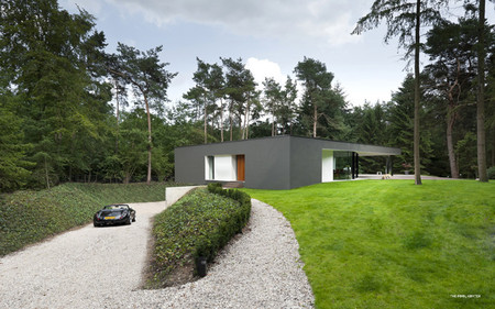Liong Lie (Architect) - Villa Veth, Hattem, Netherlands