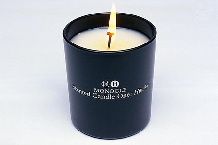 COMME des GARCONS - Monocle Scented Candle One: Hinoki