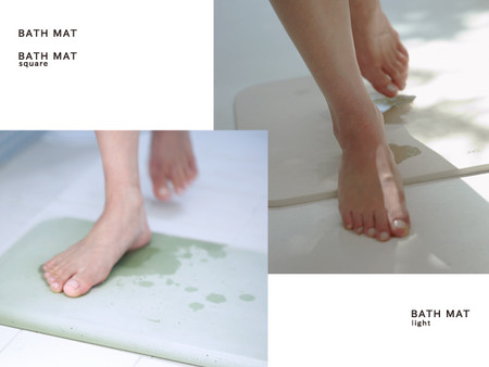 SOIL - bath mat
