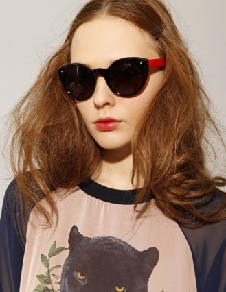 Pixie Market, Fashion-Super-Market - Palm Spring sunglasses  SOLD OUT