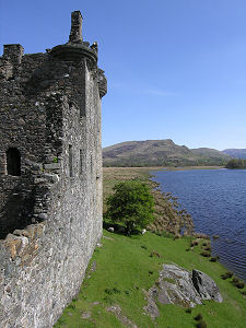Scotland - Kilchurn Castle