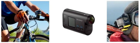 Sony - Action Cam HDR-AS15