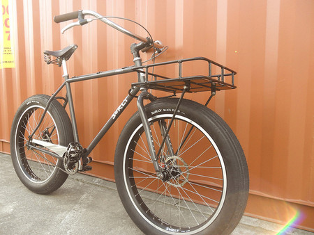 Surly - Pugsley Cruiser