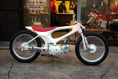 "Honda - Super Cab Custom ""Unicone"""