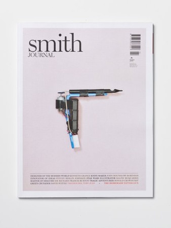Frankie Press - Smith Journal vol.3