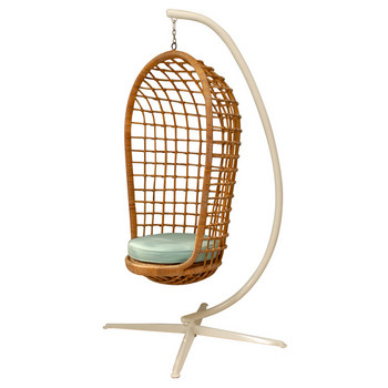 vintage - Hanging Rattan Chair