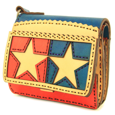 Ojaga design, TAMIYA - TWIN STAR WALLET TAMIYA