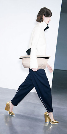 CELINE - LOOKBOOK3 WINTER 2012