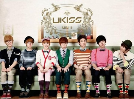 UKISS - Bran New Kiss Album