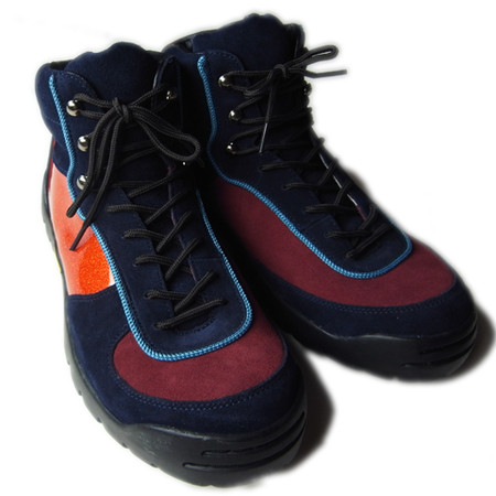ALDIES - LM Mountain Boots (Navy)