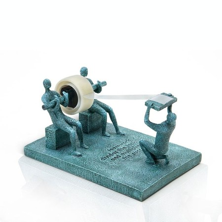 Enesco - Teamwork Tape Dispenser